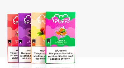 puff banner